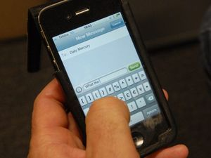 Man fined for sending vile texts, emails to former lover